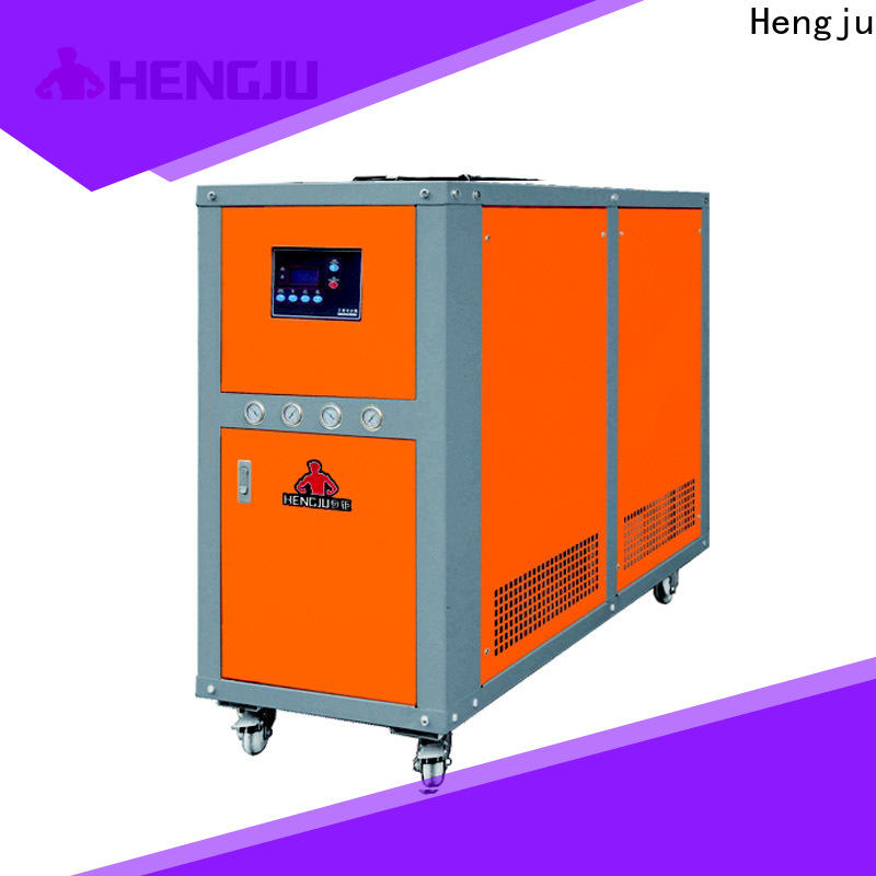 easy operation process chillers industrial long-term-use for new materials