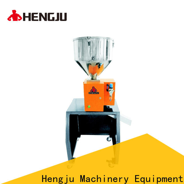 Hengju high crushing power plastic grinder producer for new materials