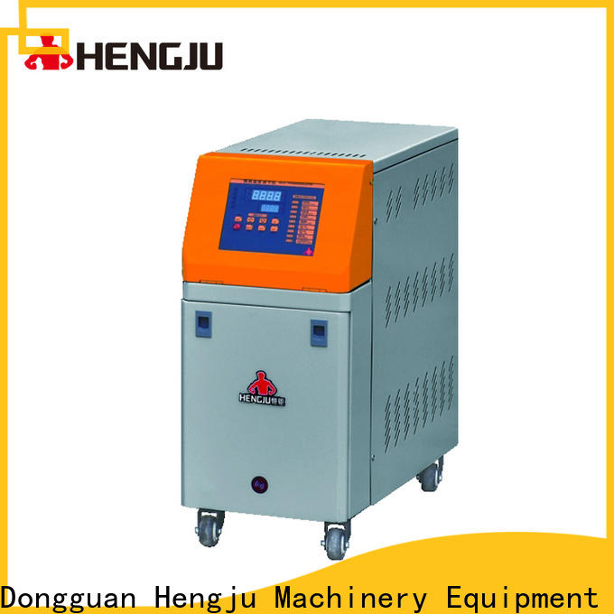 Hengju water portable chillers widely-use for plastic products