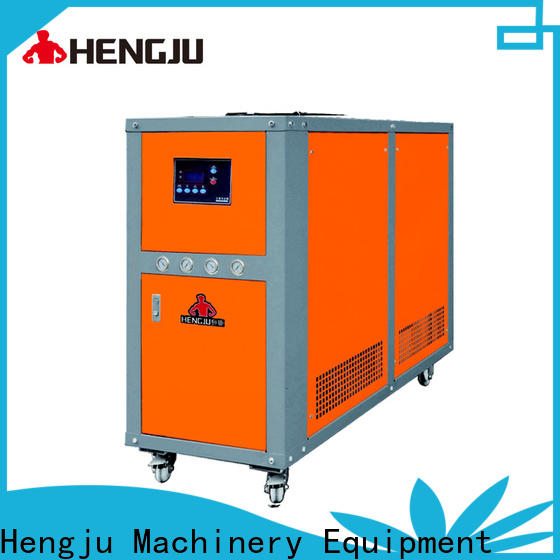 Hengju cooling process chillers long-term-use for plastic industry