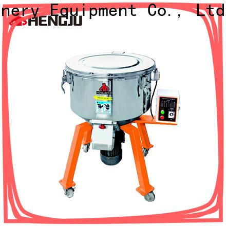 Hengju easy to clean volumetric doser for new materials