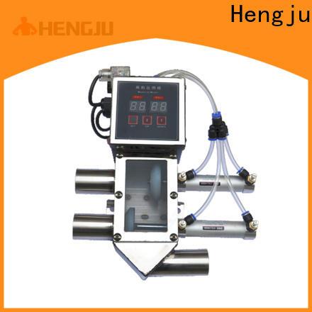 Hengju vibrating plastic crusher machine equipment for new materials