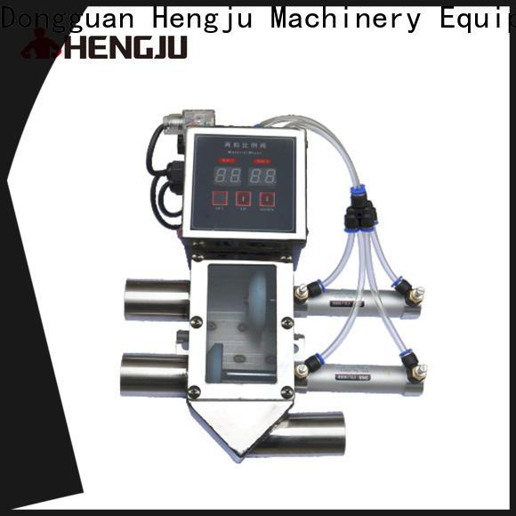 Hengju valves plastic shredder crusher for plastic products