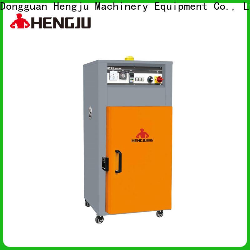 Hengju small plastic drying machine factory for decorative trims