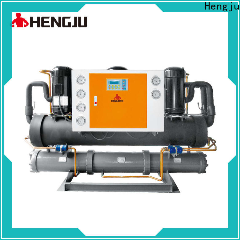 Hengju standard air chiller supplier for plastic products
