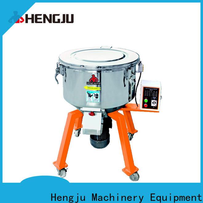 Hengju easy to clean gravimetric blender long-term-use for new materials