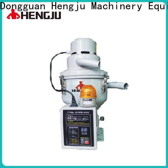 Hengju small footprint vacuum loader for plastic industry