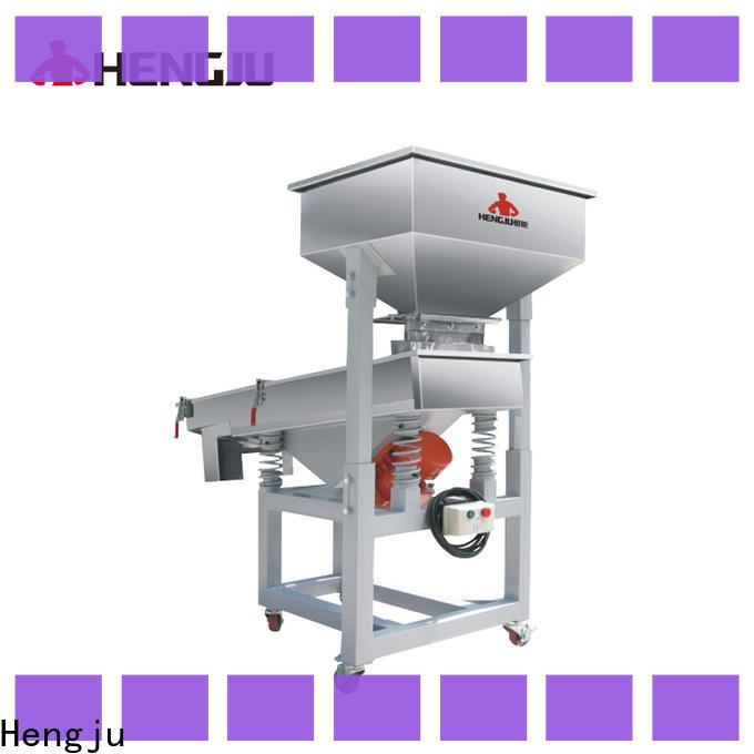 Hengju low noise plastic crusher machine producer for plastic industry