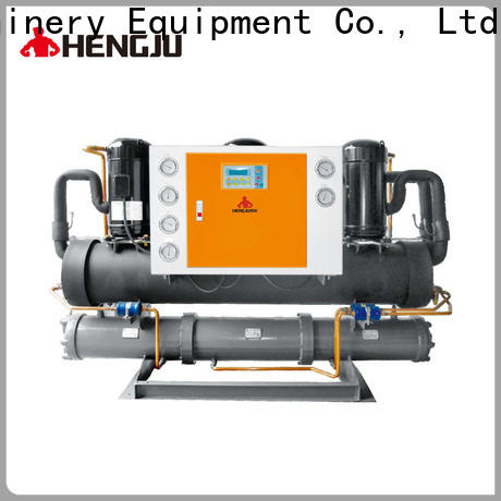 durable water cooled chiller air certifications for new materials