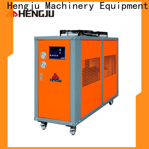 durable process chillers portable for plastic industry