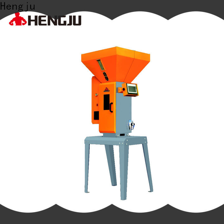 Hengju blender industrial mixer for plastic products