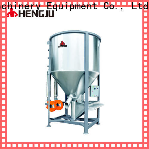 Hengju reliable vertical blender free quote for plastic industry