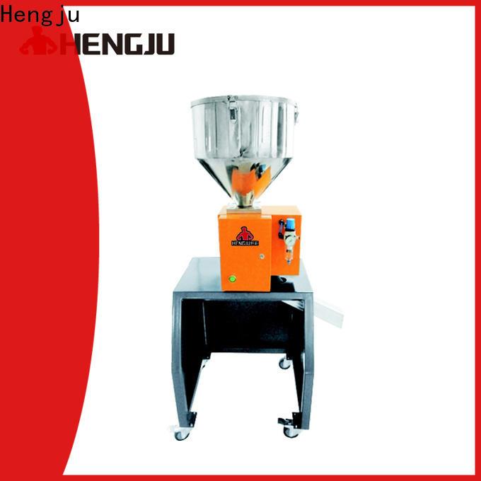 Hengju low plastic crusher for plastic industry