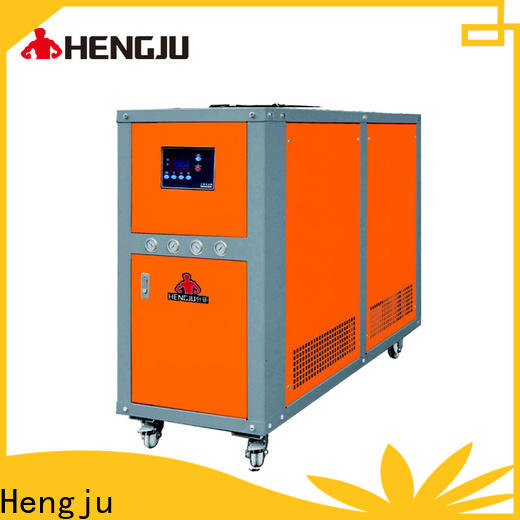 Hengju oil portable chillers long-term-use for new materials