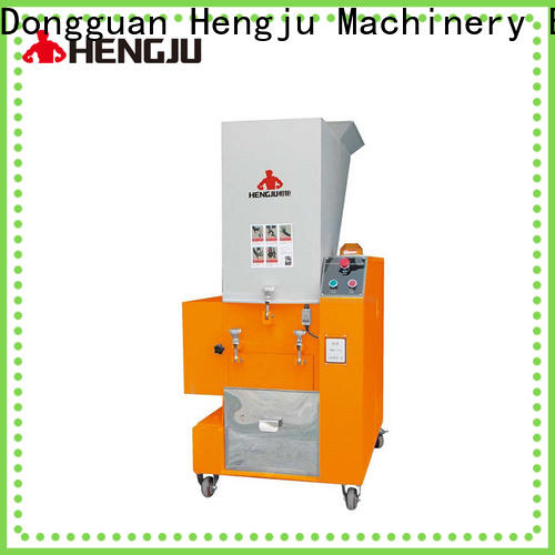 Hengju metal plastic shredder equipment for plastic products