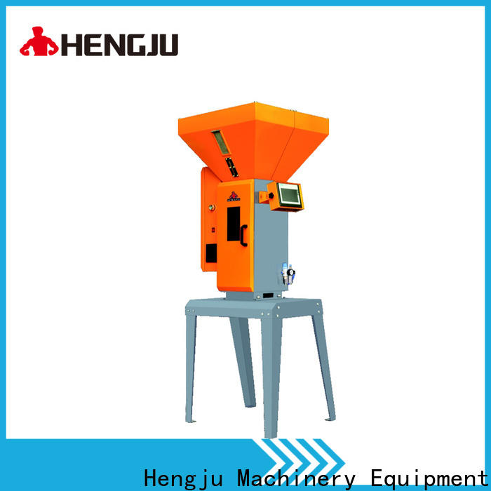 Hengju stable gravimetric doser order now for plastic industry
