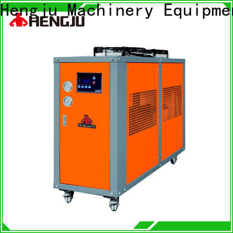 Hengju oil water cooled chiller widely-use for plastic industry
