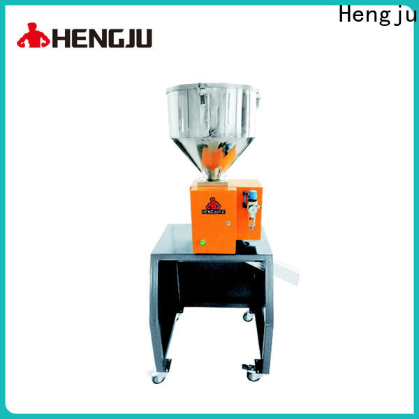 Hengju grinder plastic crusher machine factory for plastic industry
