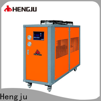 small footprint portable chillers temperature widely-use for plastic industry