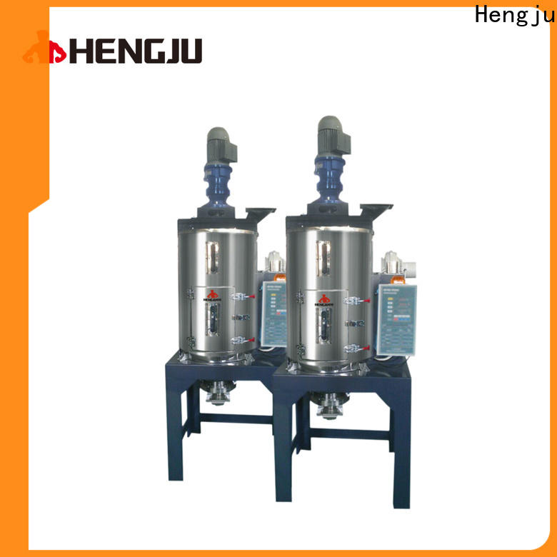Hengju raw plastic dryer factory for sheets