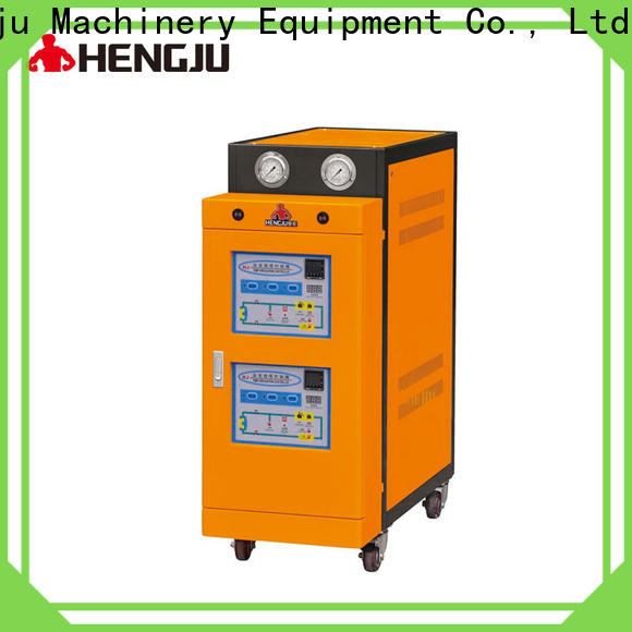 Hengju water air cooled chiller vendor for plastic products