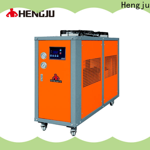 durable process chillers air for plastic industry