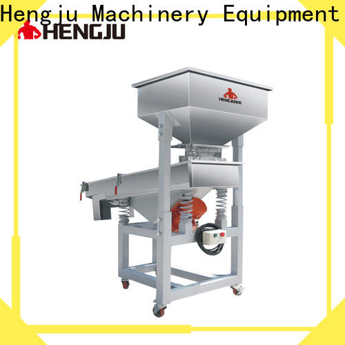 Hengju on plastic grinder factory for plastic products