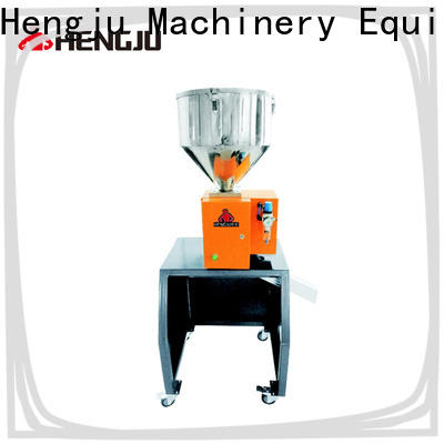 Hengju high crushing power plastic crusher producer for plastic products