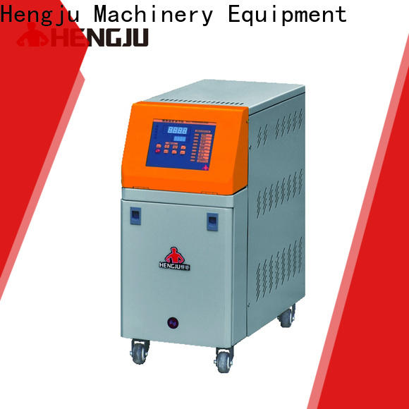 Hengju easy operation process chillers widely-use for plastic industry