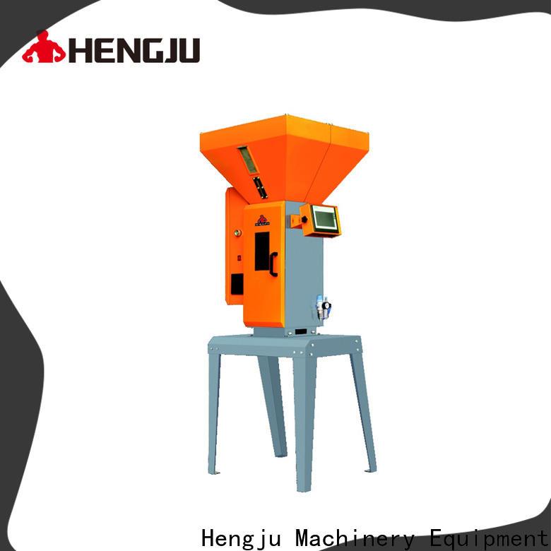 Hengju masterbatch gravimetric blender order now for plastic industry