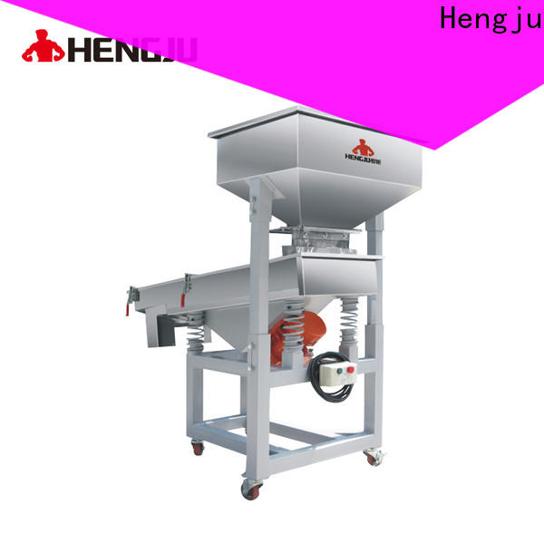 Hengju low noise plastic crusher wholesale for plastic products