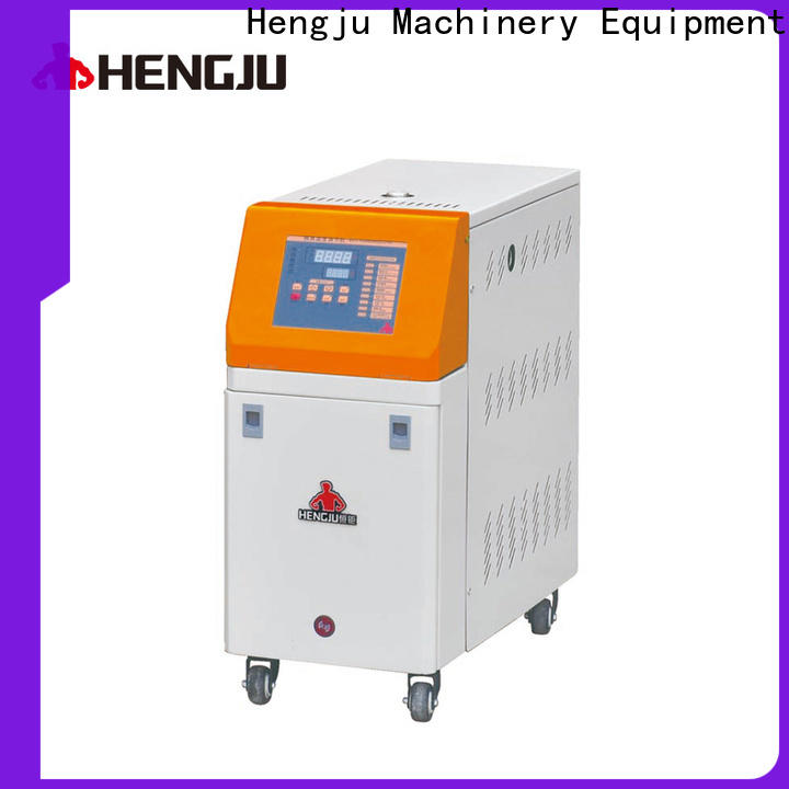 small footprint water cooling chiller temp supplier for plastic industry