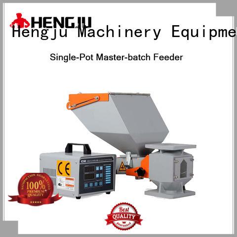 Hengju steel gravimetric blender for plastic industry