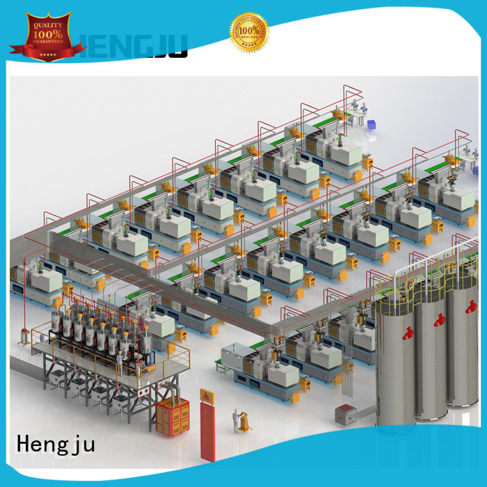 Hengju conveying conveying systems popular for profiles