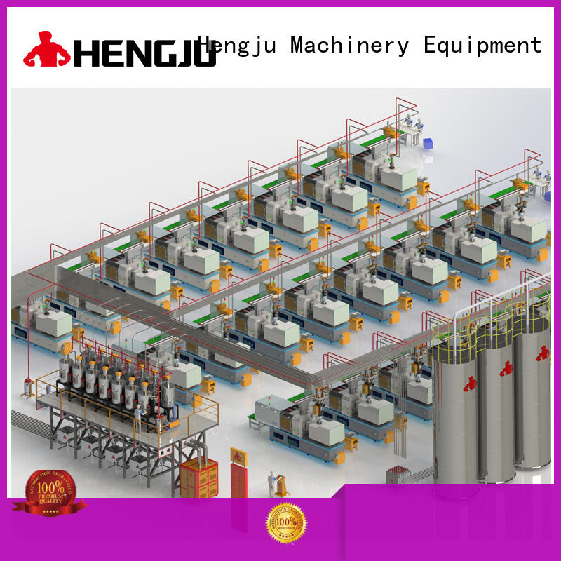 Hengju fine- quality central conveying systems testing for decorative trims
