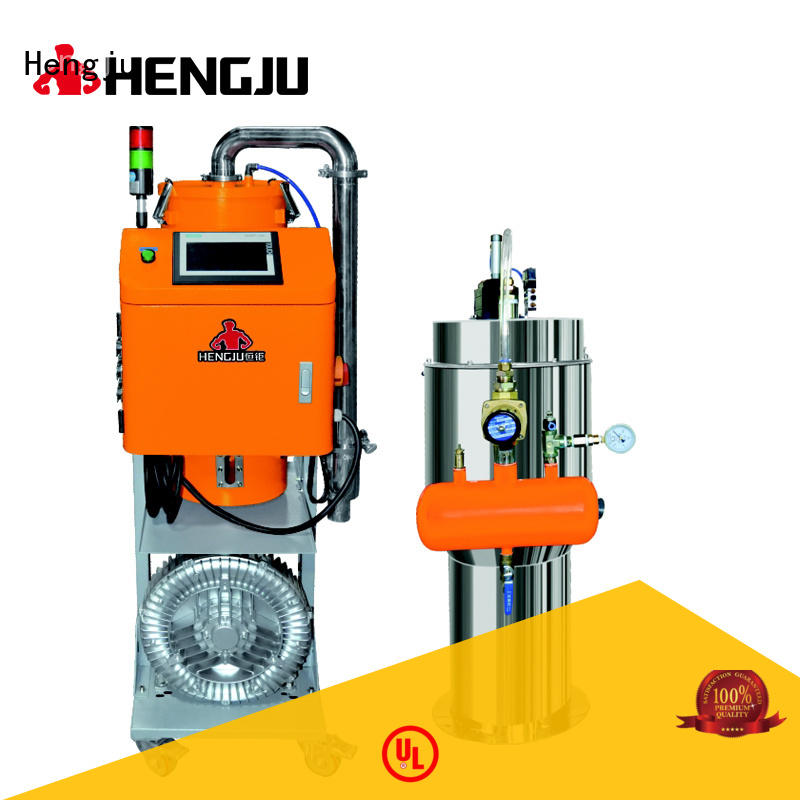 Hengju suction auto loader high-quality for plastic industry