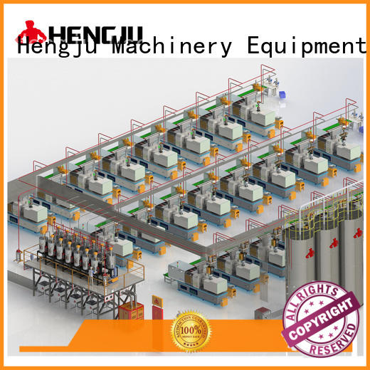 Hengju high-quality central conveying systems for gutters