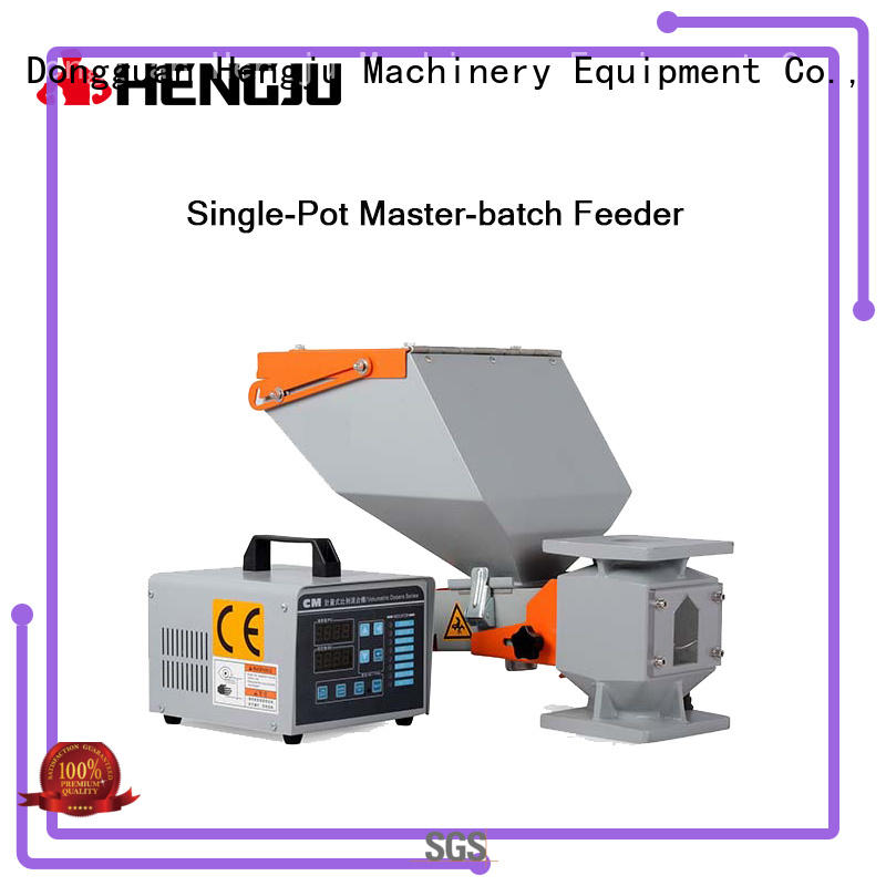 Hengju material plastic mixer order now for new materials