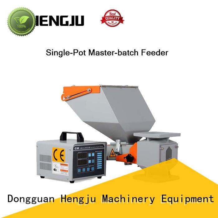 Hengju stirrer volumetric doser long-term-use for new materials