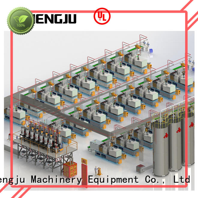 Hengju conveying central conveying systems for profiles