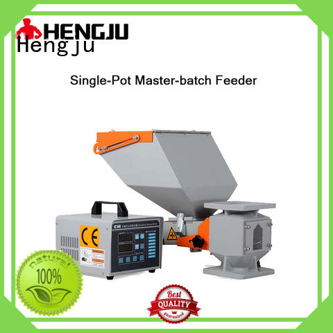Hengju dosers vertical mixer for plastic products