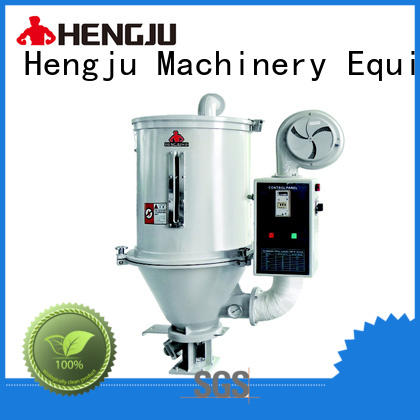 Hengju material drying hoppers wholesale for cable sheathing