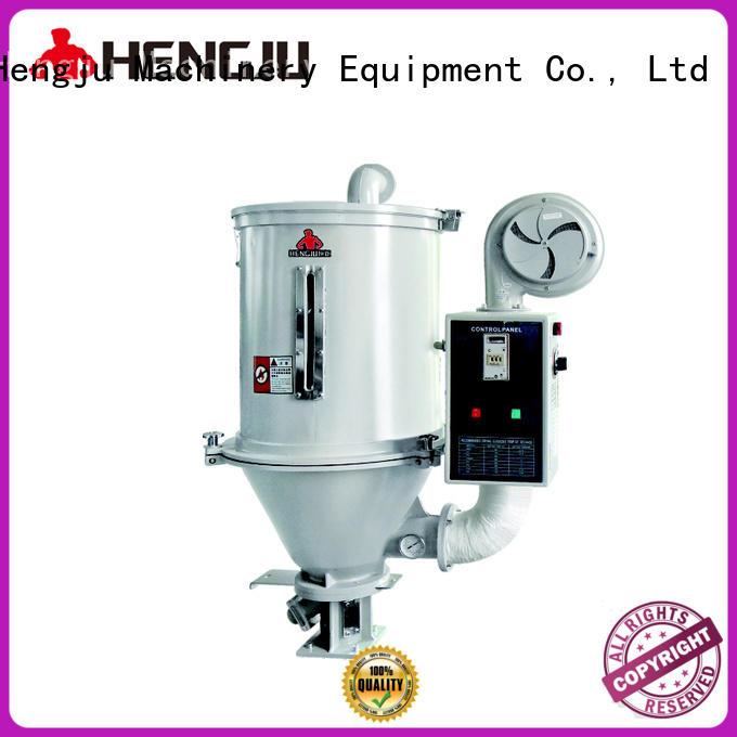 dehumidifier plastic hopper dryer bulk production for decorative trims