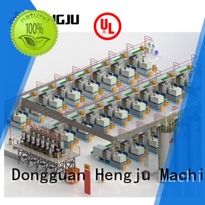 Hengju systems central conveying systems for tubing